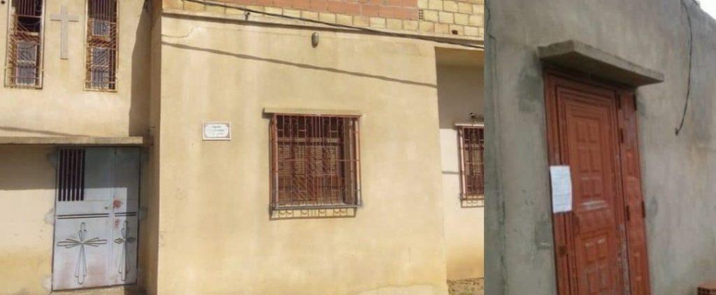 Algerijnse kerken