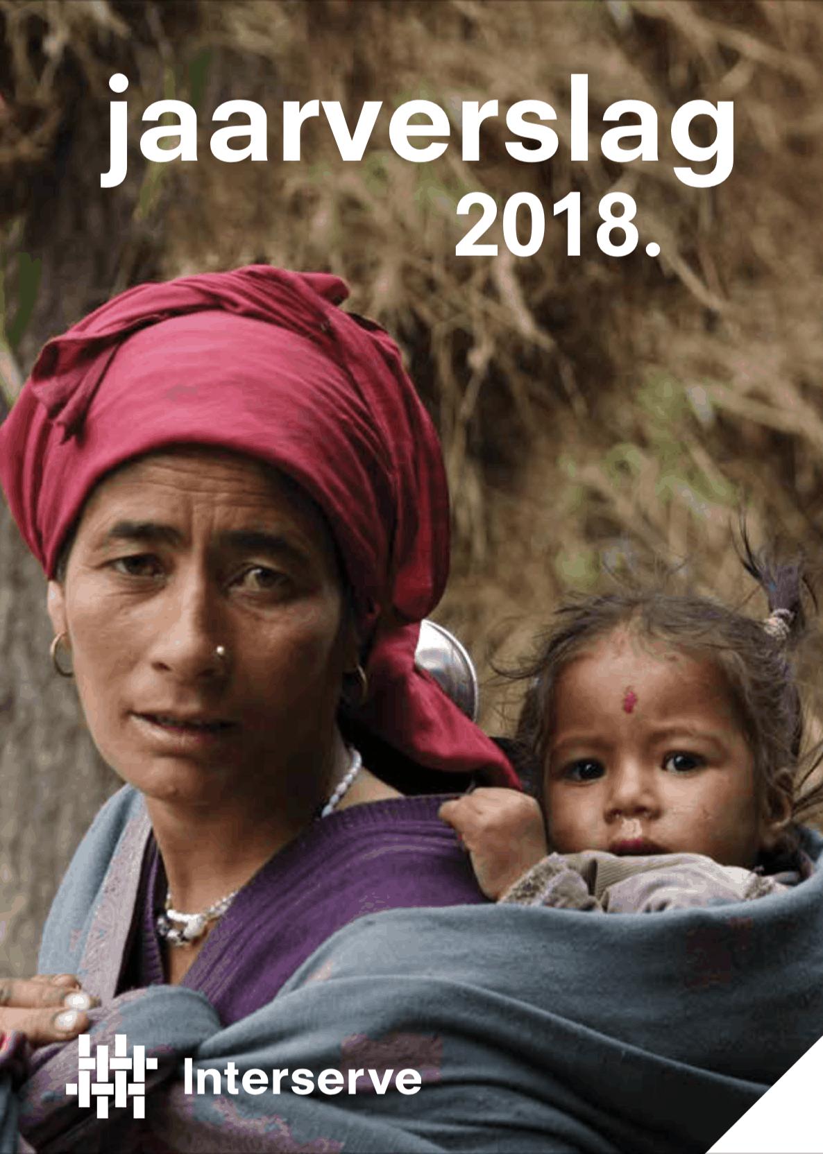 Jaarverslag Interserve Nederland 2018